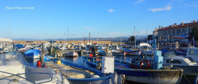 Six Fours Harbour