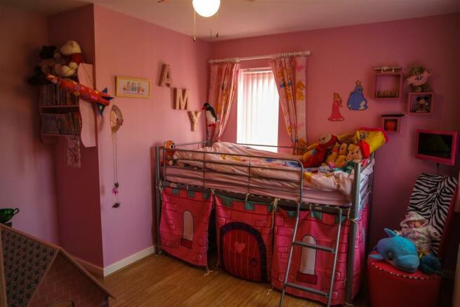 mansfield road bedroom four. newton fallowell esta