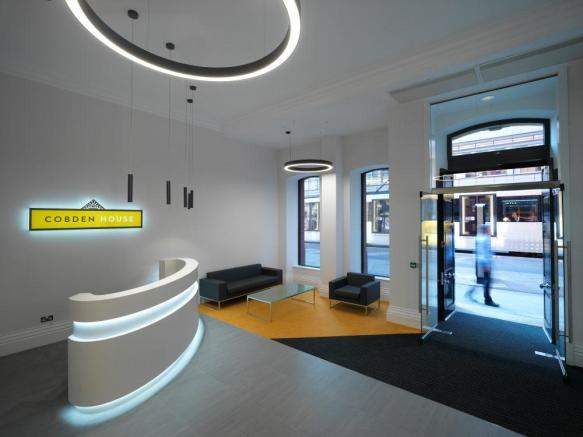 Cobden House, Manchester - Reception