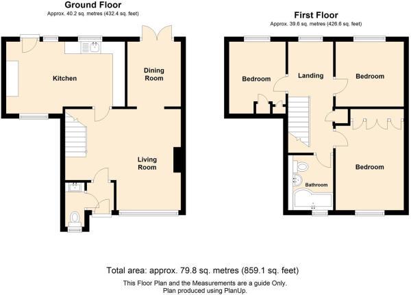 19 North Street, Asforby Valley Floor plan.JPG
