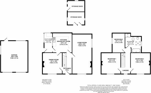 Lynwood Floorplan