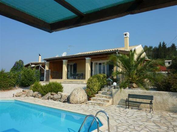 second villa