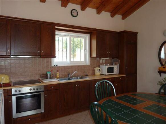 Kitchen villa no.2