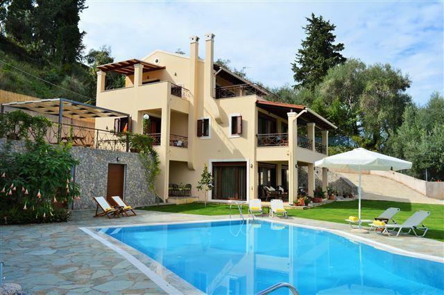 exterior, garden and pool
