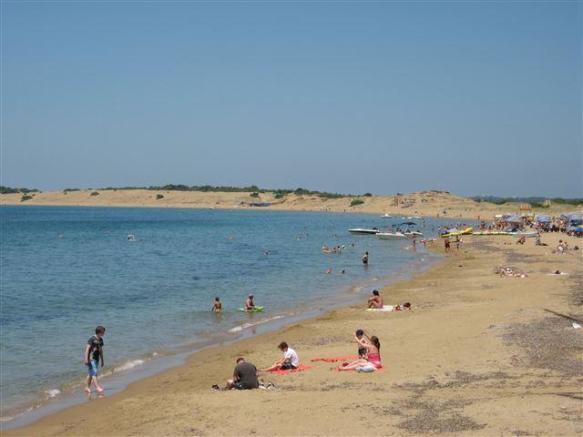 St Georges Beach, 300m from the house