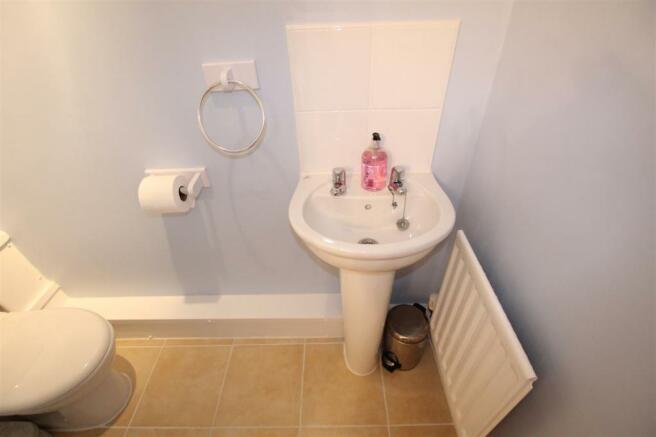 Downstairs Cloak/ WC