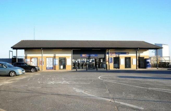 Pitsea Station