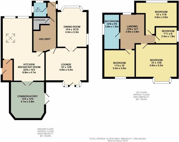 4 bedroom detached house for sale in Somerdale Avenue