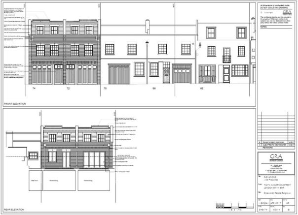 Proposed Floorplan 1