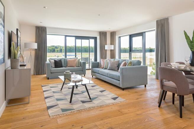Apartment living in Newbury