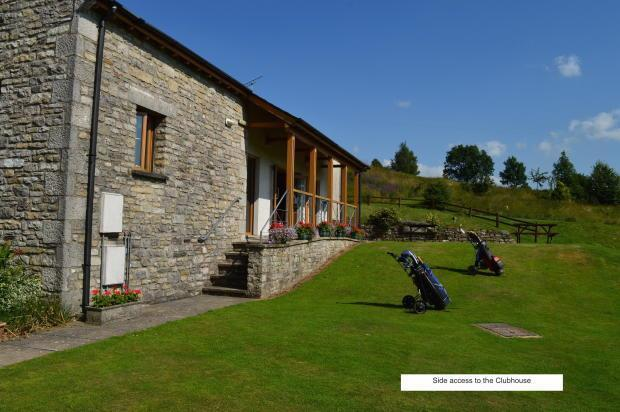 Golf Course on your Doorstep