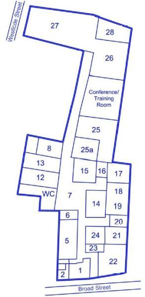 BSBC Floorplan
