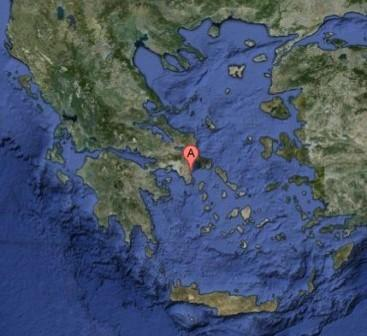 Greece-Porto Rafti