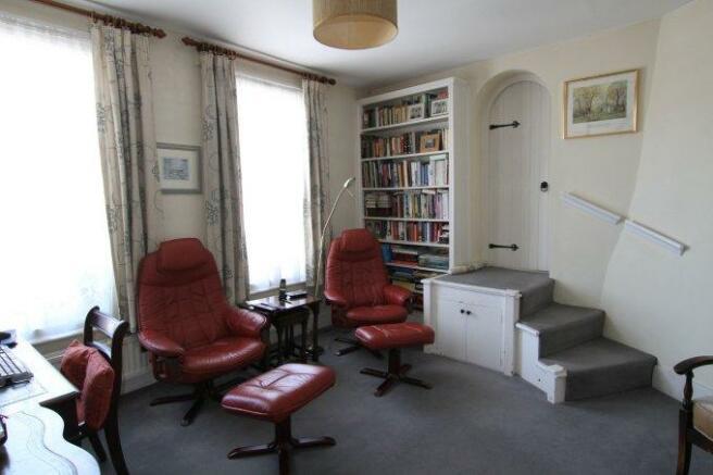 bedroom/tv room/office