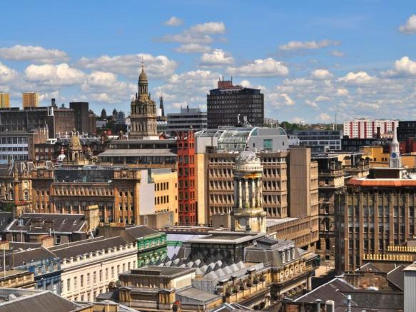Glasgow Skyline2