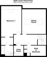 Split Level Third Floor