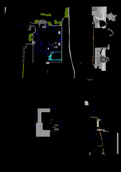 ground + first floor