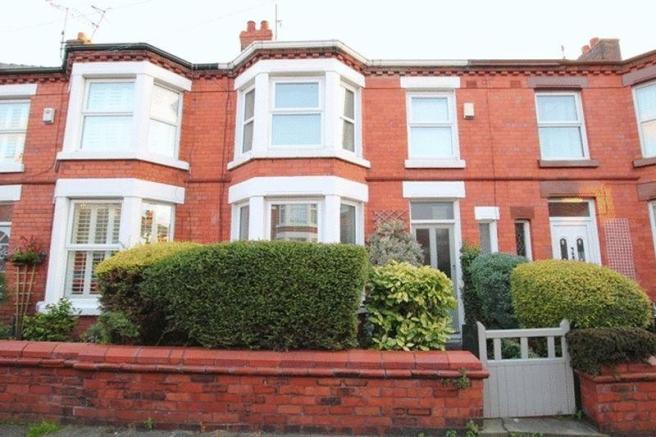 3 Bedroom Terraced House For Sale In Rundle Road Aigburth