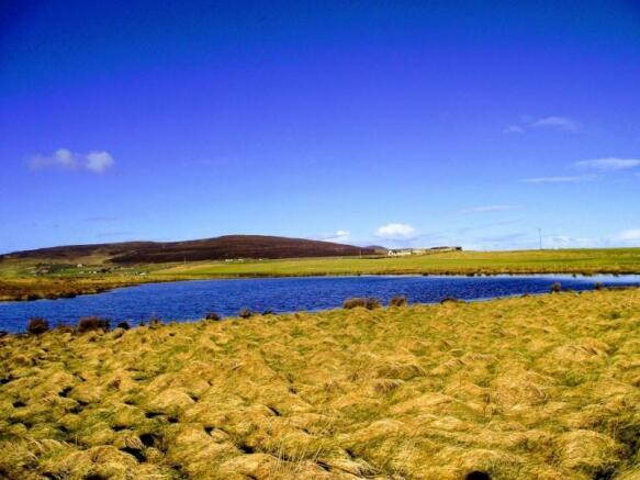 Loch of Oorns