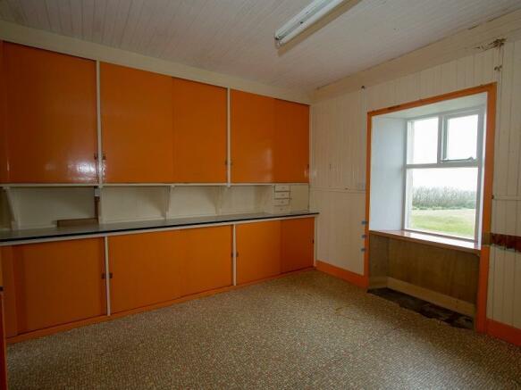 Store former kitchen