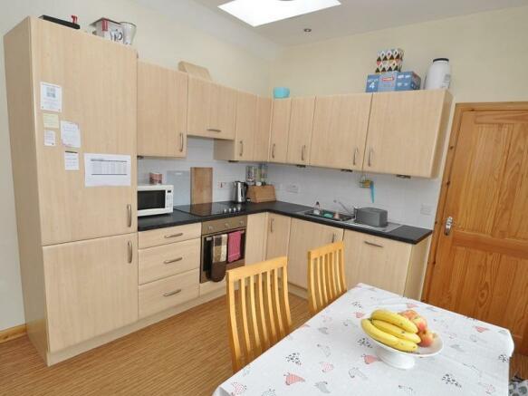 Cottage - Living room/kitchen