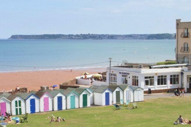 Preston Beach ...