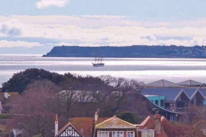 Sea view towar...