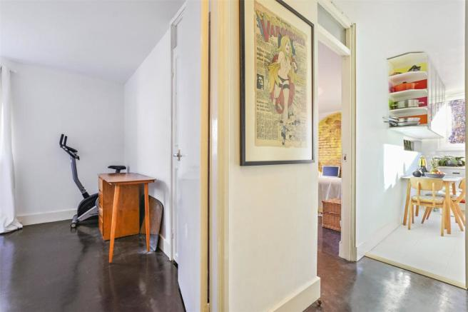Hallway (View 2)