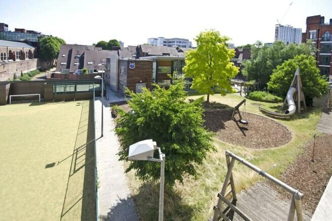 Balcony View-