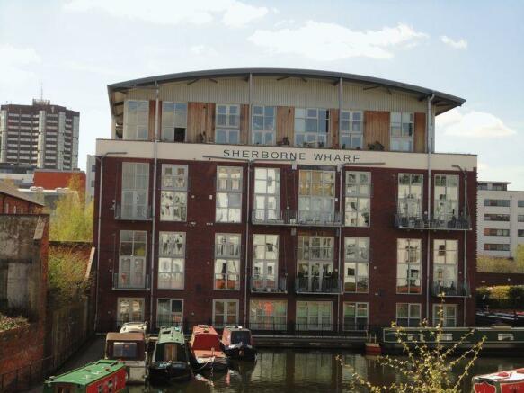 2 bedroom apartment to rent in Sherborne Lofts, Birmingham ...