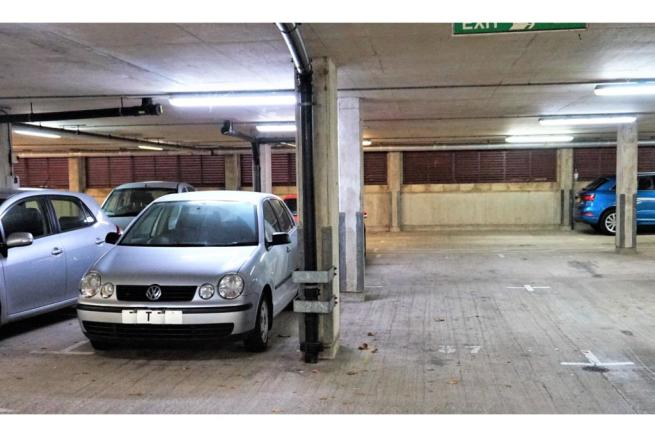 Allocated Parking