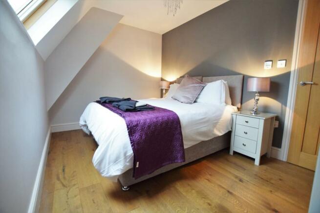 Annexe Bedroom three
