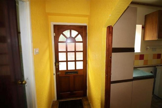 Entrance Side Door