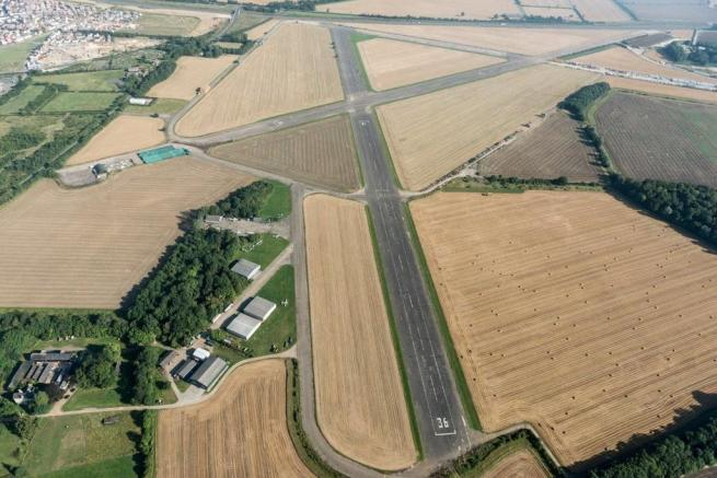Light Industrial To Rent In Open Storage Bourn Airfield Cb23