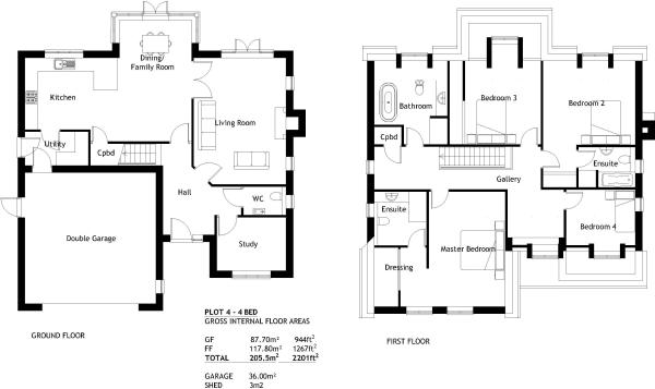 Plot 2 4 and 5