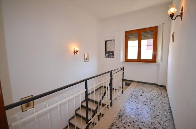 Private stairwell
