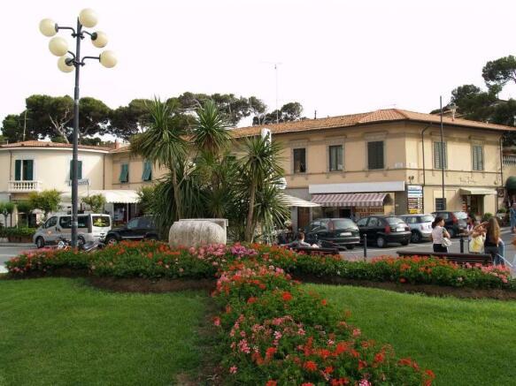 Centre (Piazzetta)