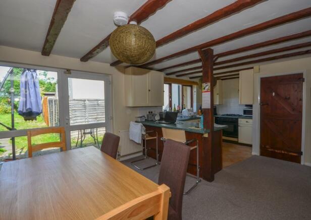 House - Kitchen/diner
