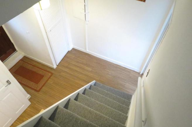 stairs down