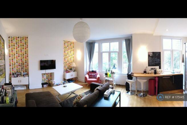Front Room & Kitchen