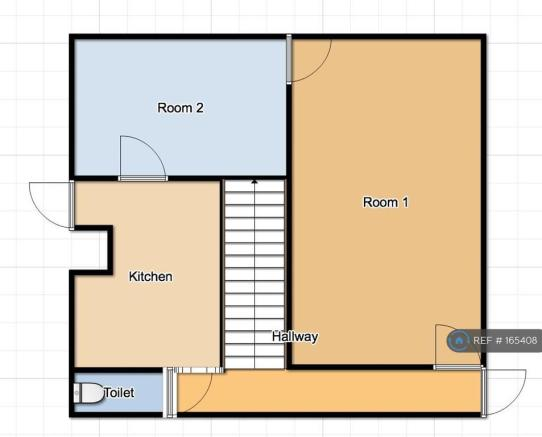 Ground Floor (Room 2 Is a Dining/Living Room)