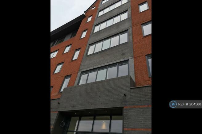 Apartment Enternace