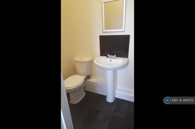 Flat No.1 - Bathroom