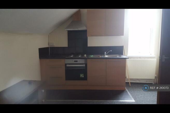 Flat No. 2 Kitchen