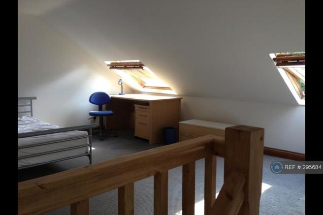 Very Spacious Attic Room