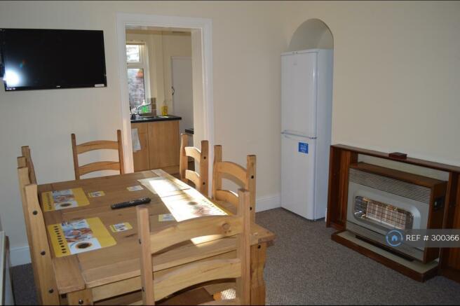 Communal Dining/Living Room