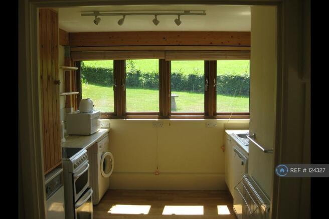 Studio Flat Kitchen
