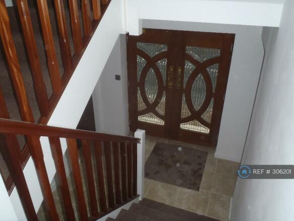 Internal View Showing Entrance/Recepton