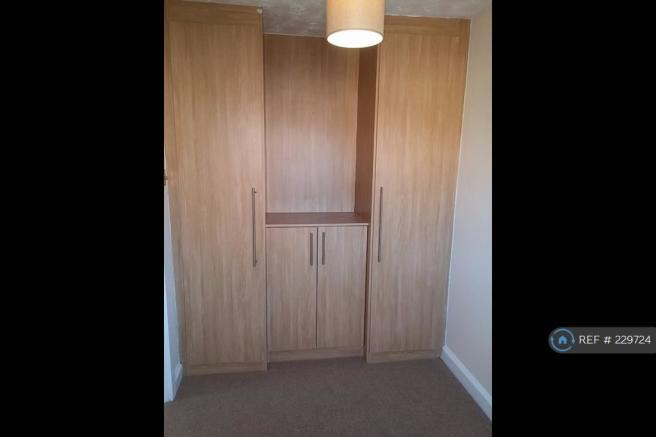 Bedroom 2 With Fitted Wardrobes
