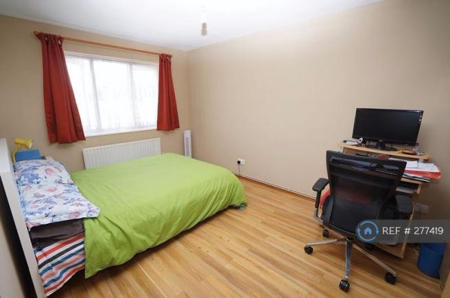 Spacious Second Bedroom With Ample Storage